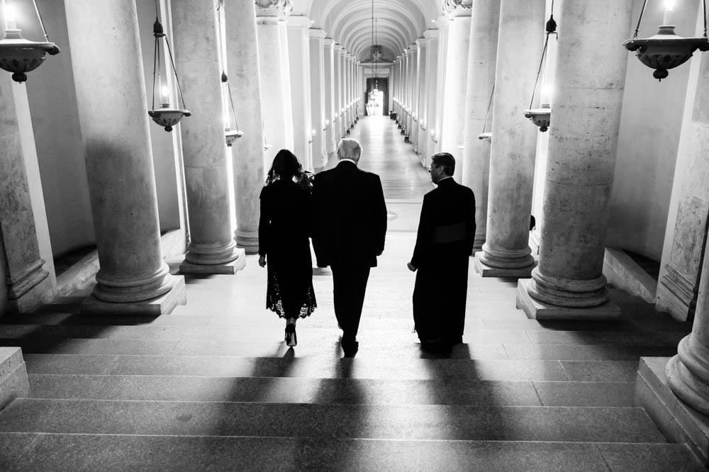Trump im Vatikan