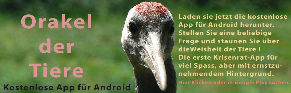 Orakel der Tiere App